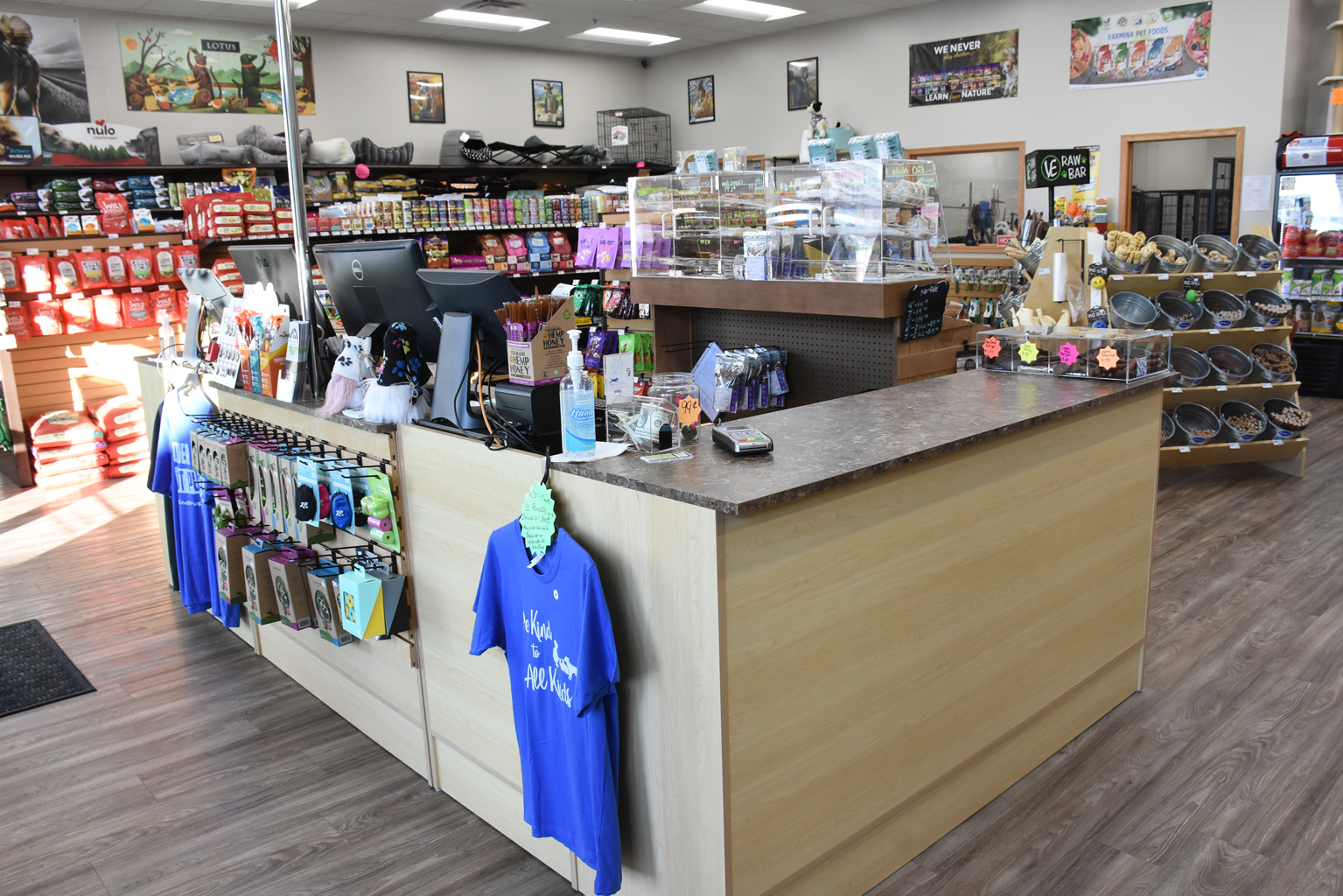 View of Wholesome Pet Essentials Interior