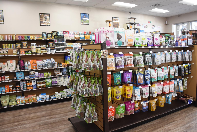 Pet treats and supplements